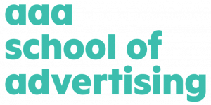 AAA School of Advertising logo
